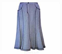 Выкройки юбок для женщин бесплатно
