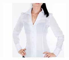 01e601205f7 Бесплатная выкройка классической блузки для женщин - сшить ...