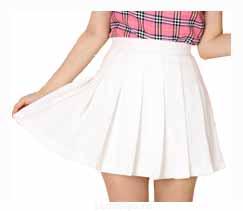 Скачать выкройку юбки в складку бесплатно