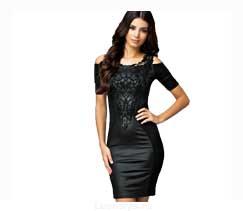 652805dc4aa Выкройка маленького черного платья - сшить маленькое черное платье ...